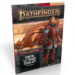 Pathfinder 2 - L'Age des Cendres (5/6) - Contre...