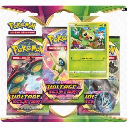Pack 3 Boosters - EB04 Voltage Eclatant -...