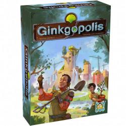 Ginkgopolis (nouvelle édition)