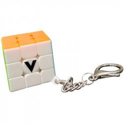 Porte-Clé V-Cube Plat
