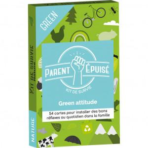 Boite de Parent Epuisé - Kit de Survie Green Attitude
