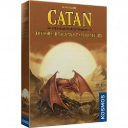 Catan - Trésors, Dragons & Explorateurs