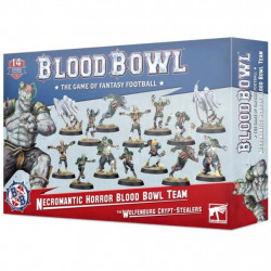 Blood Bowl : The Wolfenburg Crypt Stealers