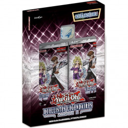 Yu-Gi-Oh! - Coffret Duellistes Légendaires...