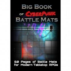 Livre Plateau de Jeu : Big Book of Cyberpunk...