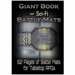 Livre Plateau de Jeu : Giant Book of Sci-Fi...