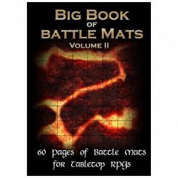 Livre Plateau de Jeu : Big Book of Battle Mats...
