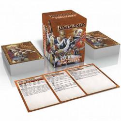 Pathfinder 2 - Cartes de Sorts Focalisés