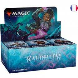 Magic : Kaldheim - 36 Boosters VF