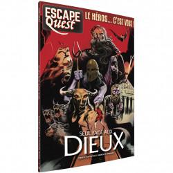 Escape Quest 10 - Seul Face aux Dieux