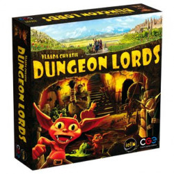 Dungeon Lords (nouvelle édition)