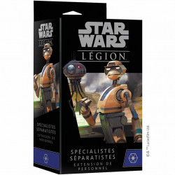 Star Wars : Légion - Spécialistes Séparatistes