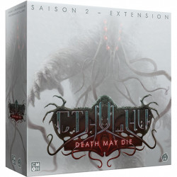 Cthulhu : Death May Die - Saison 2