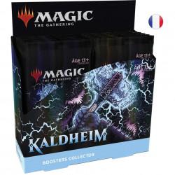 Magic : Kaldheim - 12 Boosters Collector VF