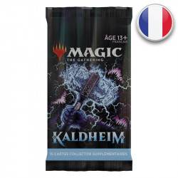 Magic : Kaldheim - Booster Collector VF