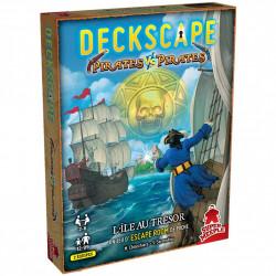 Deckscape - Equipage Contre Equipage : L'Ile...