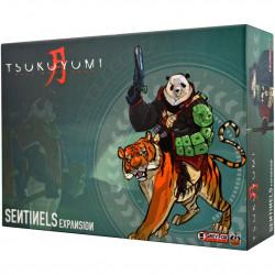 Tsukuyumi : Les Sentinelles de Jade