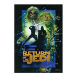 50 Protège Cartes Return of the Jedi