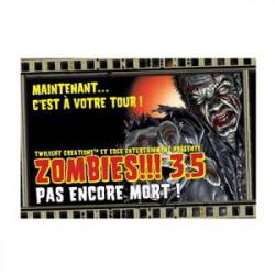 Zombies !!! 3.5 Pas Encore Mort !