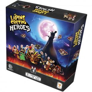 Boite de The Lapins Crétins - Heroes