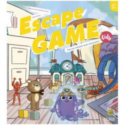 Escape Game Kids - Pars en Mission...