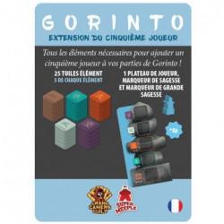 Gorinto - L'Extension 5ème Joueur
