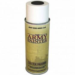 Army Painter Aérosol : Matt Black