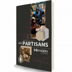 Hexagon Universe : Les Partisans - Livre de Base