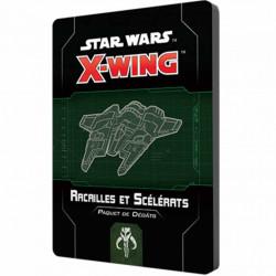 X-Wing 2.0 - Paquet de Dégâts Racailles et...