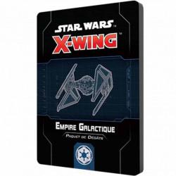 X-Wing 2.0 - Paquet de Dégâts Empire Galactique