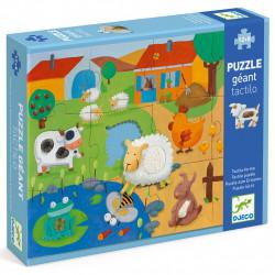 Puzzle Géant - Tactilo Ferme