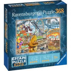 Escape Puzzle Kids : Le Parc d'Attractions