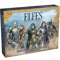 Elfes : Initiation au Jeu d'Aventures dans les...