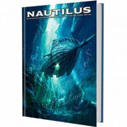 Nautilus : Livre de Base - Couverture Graffet