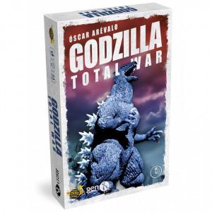 Boite de Godzilla Total War
