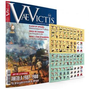 Boite de Vae Victis 154 - Angola 1987-1988
