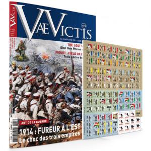 Boite de Vae Victis 155 - 1914, fureur à l'Est