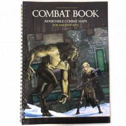 Livre Plateau de Jeu : Combat Book (A3)