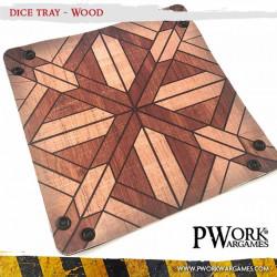 Piste de Dés - Wood