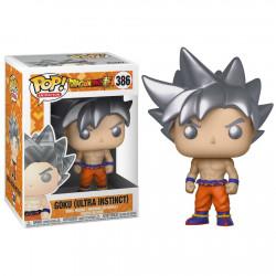 Figurine Pop! - Goku (Ultra Instinct) n°386