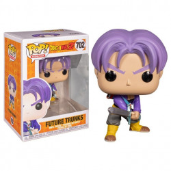 Figurine Pop! - Future Trunks n°702