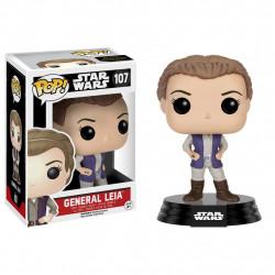 Figurine Pop! - General Leia n°107