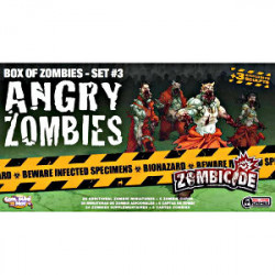 Zombicide : Angry Zombies