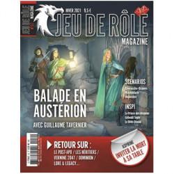 Jeu de Rôle Magazine 52 (Hiver 2020)