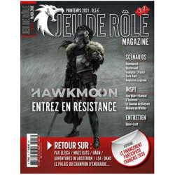 Jeu de Rôle Magazine 53 (Printemps 2021)