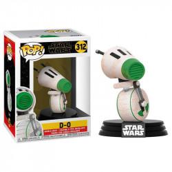 Figurine Pop! - D-0 n°312