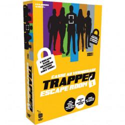 Trapped : Casse au Vernissage