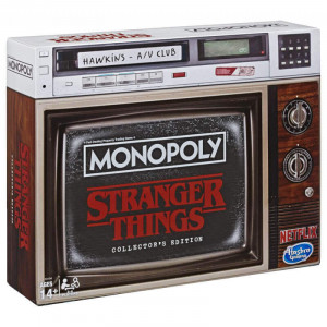Boite de Monopoly Stranger Things - Edition Collector