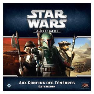 Boite de Star Wars JCE: Aux Confins des Ténèbres