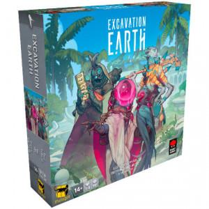 Boite de Excavation Earth